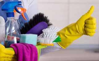 Команда клинеров очистит помещение от пыли и сложных загрязнений
