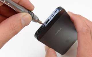 Смартфоны iPhone и их ремонт