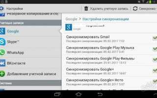Cинхронизация контактов Google: как перенести контакты из телефона в сеть