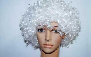 Покупка кучерявого парика – прямой путь к изменению имиджа