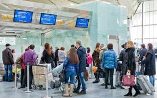 Пошаговая инструкция по онлайн регистрации на рейс Аэрофлота из Шереметьево