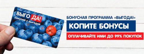 Карта выгода русский аппетит регистрация возврат денег был осуществлен